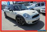 2011 Mini Clubman R55 LCI Cooper S White Manual 6sp M Wagon for Sale