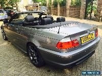 BMW 318i AUTOMATIC, FULLY M SPORT, 2005, CONVERTIBLE, FULL SERVICE HISTORY, for Sale