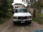 Chevy GMC 6.5ltr Turbo Diesel ute for Sale