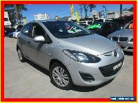 2010 Mazda 2 DE10Y1 MY10 Neo Silver Automatic 4sp A Hatchback for Sale