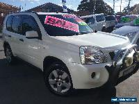 2008 Nissan X-Trail T31 ST (4x4) Pearl White Automatic 6sp A Wagon for Sale