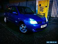 Renault Clio 1.2 16v extreme 4  for Sale