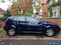 VW Golf MK4 1.6 SE Petrol 2002 for Sale