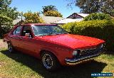 1976 HOLDEN LX TORANA SL for Sale