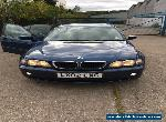 2002 BMW 316I SE AUTOMATIC BLUE for Sale
