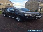 VOLKSWAGEN AMAROK HIGHLINE 4MOTION D BLACK 2012 AUTO for Sale