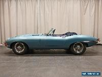Jaguar: E-Type Series 1 for Sale