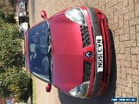 2001 RENAULT CLIO EXPRESSION+ 16V RED for Sale