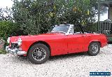 classic MG sports car for Sale