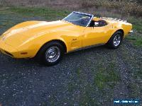 1973 Chevrolet Corvette Base Convertible 2-Door for Sale