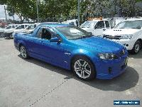 2010 Holden Commodore VE MY10 SS Blue Automatic 6sp A Utility for Sale