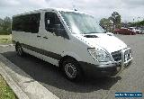 2011 Mercedes-Benz Sprinter 316 CDI White Automatic A VAN MWB for Sale