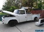 1976 V8 Dodge Stepside Ute for Sale