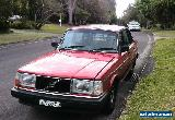 Volvo 240GL 1989 240 244 for Sale