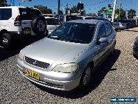 2003 Holden Astra TS CD Silver Manual 5sp M Hatchback for Sale