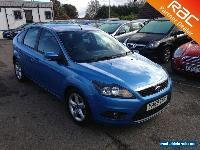 Ford Focus Zetec 5dr PETROL MANUAL 2009/59 for Sale