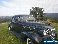 1939 CHEVROLET BUSINESS COUPE, MASTER 85 , VERY RARE MODEL HOTROD RATROD for Sale