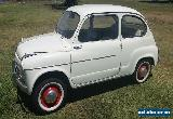 FIAT 1958 600 for Sale