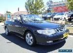 2002 Saab 9-3 2.0 CABRIOLET AUTOMATIC Automatic A Convertible for Sale
