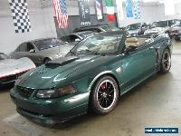 2002 Ford Mustang GT Convertible 2-Door for Sale