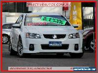 2013 Holden Commodore VE II MY12.5 SV6 White Automatic 6sp A Sedan for Sale