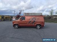 Ford: E-Series Van Custom for Sale