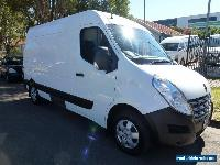 2013 Renault Master Refrigerated 3.5 MWB MID Manual 6sp M Van for Sale