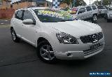 2008 Nissan Dualis J10 TI (4x4) White Automatic 6sp A Wagon for Sale