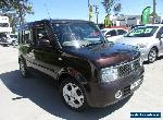 2007 Nissan Cube BZ11 Plum Automatic 4sp A Wagon for Sale