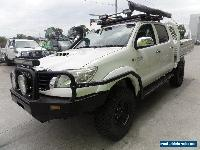 2012 Toyota Hilux KUN26R MY12 SR5 Double Cab Automatic 4sp A Utility for Sale