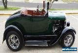 1929 Ford Model A 2 DOOR for Sale
