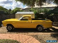 1970 XW Ford Ute - Unfinished project for Sale