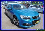 2013 Holden Commodore VF SV6 Blue Automatic 6sp A Sedan for Sale