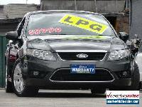 2009 Ford Falcon FG G6 (LPG) Grey Automatic 4sp A Sedan for Sale
