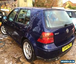 2000 VOLKSWAGEN GOLF 2.8 V6 4MOTION FABULOUS LOOKING, VERY STRAIGHT CAR INDEED for Sale