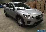 2015 Mazda CX5 turbo diesel 4wd automatic  29km  side damage ideal for export for Sale
