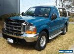 2003 Ford F250 RM XLT Blue Automatic 4sp A Utility for Sale