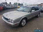 1999 Jaguar XJ8 3.2 Silver Automatic 5sp A Sedan for Sale