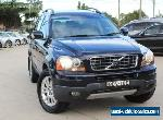 2007 Volvo XC90 MY07 D5 Blue Automatic 6sp A Wagon for Sale