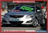 2007 Toyota Aurion GSV40R Sportivo SX6 Silver Semi-Automatic 6sp Sedan for Sale