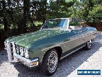 Pontiac: Catalina Convertible for Sale