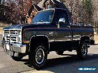 1986 Chevrolet C-10 Silverado for Sale