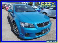2012 Holden Commodore VE II MY12 SS Blue Manual 6sp M Sedan for Sale