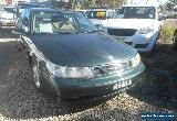 1998 Saab 9-5 SE Green Automatic 4sp A Sedan for Sale