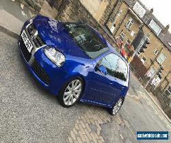 2007 VOLKSWAGEN GOLF R32 S-A BLUE for Sale