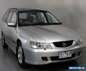 2002 COMMODORE VY ACCLAIM WAGON SERIES 2 for Sale