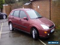 Ford focus 1.8 Ghia, new MOT  for Sale