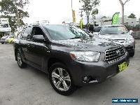 2010 Toyota Kluger GSU40R KX-S Grey Automatic 5sp A Wagon for Sale