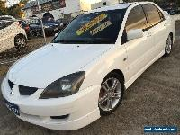 2005 Mitsubishi Lancer CH MY06 VR-X White Automatic 4sp A Sedan for Sale