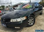 1998 Cadillac Seville STS STS Racing Green Automatic A Sedan for Sale
